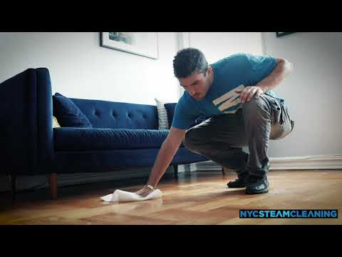 Local Hardwood Floor Cleaning Services | Professional Wood Floor Cleaners | NYC Steam Cleaning