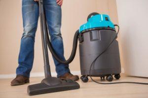 vacuum carpeting