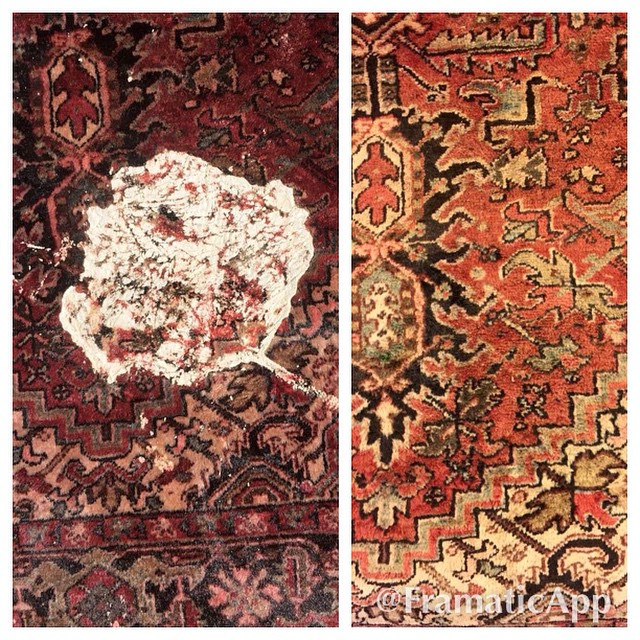 Emergency Care Tricks For Oriental Rugs