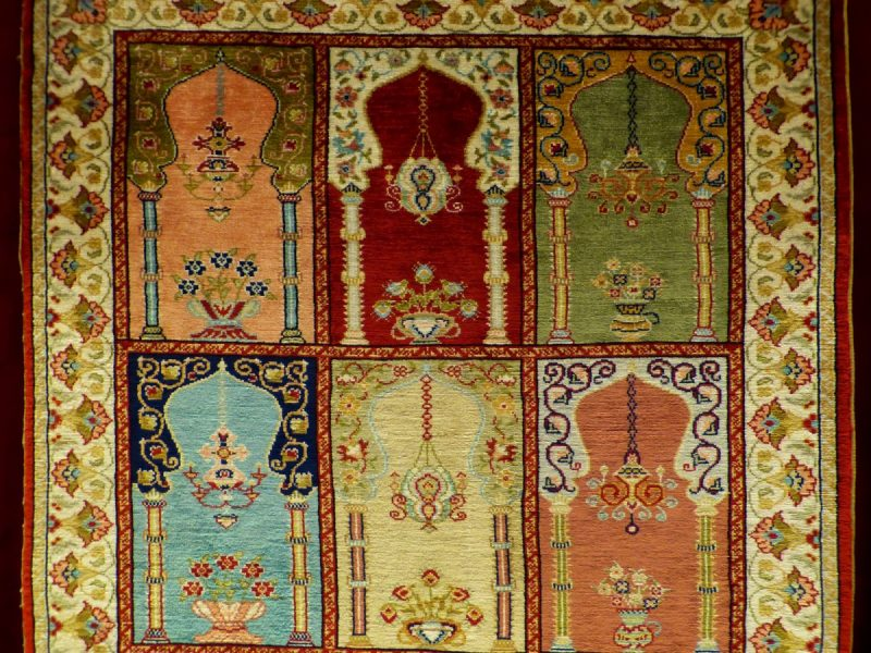 Silk Rug Cleaning Services In NY | NYC